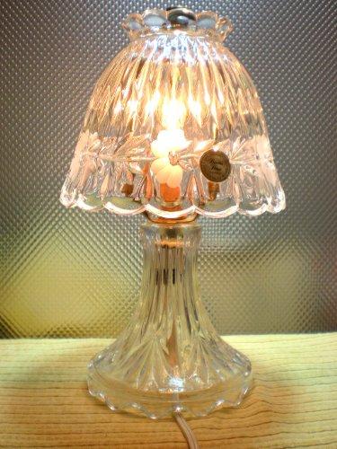Lead Crystal Lamp - 1