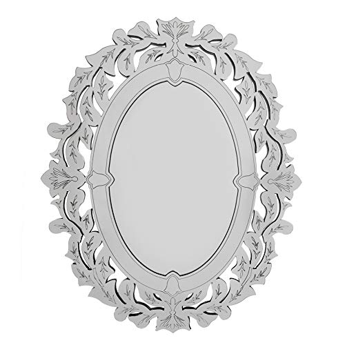 Quadro Espelho Decorativo Veneziano Sala Quarto 3882