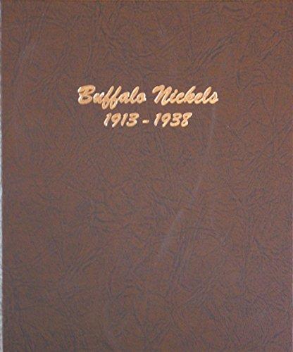 DANSCO D7112 Buffalo Nickels, 1913 - (Dansco Supreme Album)