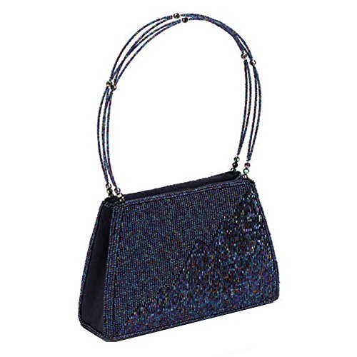 Ladies Color Traditional Women's Korean Bag Craft Bag Beaded Moonlight QEQE 1 2 Edition Embroidery nWSqwYYU4