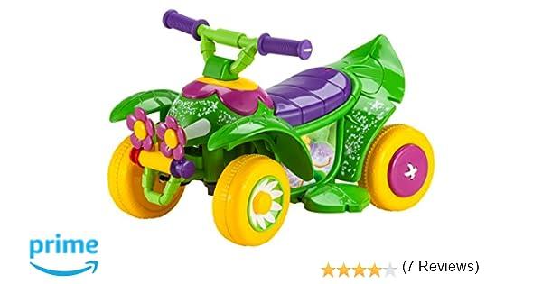 Kid Trax Fairies 6V Toddler Quad KT1147MX Ride On