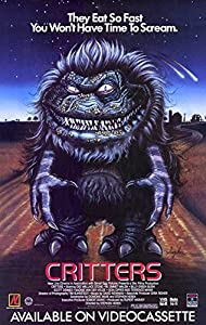 Movie Posters Critters - 27 x 40 from Movie Posters