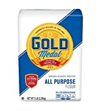 #6: Gold Medal, Great For Nearly Everything Flour All-Purpose, 5 lb