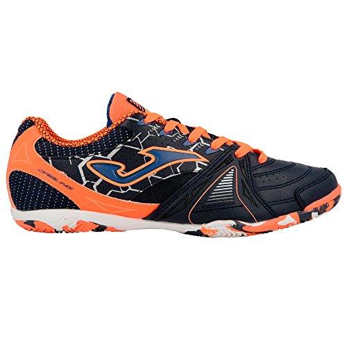 Joma Dris.703.In, Zapatillas de Fútbol Sala para Hombre Varios colores (Azul / Naranja)