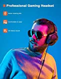 NUBWO Gaming Headset for PS4, PS5, Xbox one 1 PC