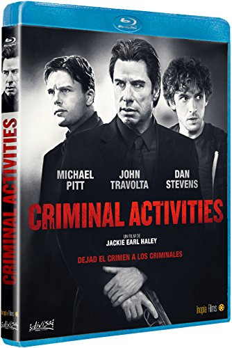 Criminal Activities [ [Non-usa Format: Pal -Import- Spain]