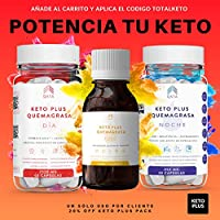 Keto Plus Quemagrasas DIA - Quemagrasas potente para adelgazar - Pastillas para adelgazar muy rapido Quema grasa producto muy concentrado - Dieta ...