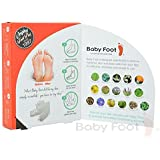 Baby Foot Exfoliant foot peel, Lavender Scented,2.4 fl oz.