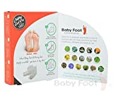 Baby Foot Exfoliant foot peel, Lavender Scented,2.4 fl oz.
