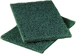 Scotch-Brite 86 Heavy Duty Commercial Scouring Pad, 9\
