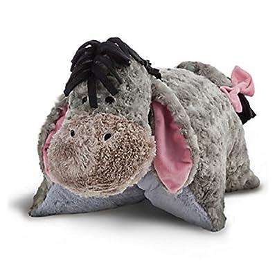 Disney Parks Eeyore Pillow Pal Pet Plush Doll: Toys & Games
