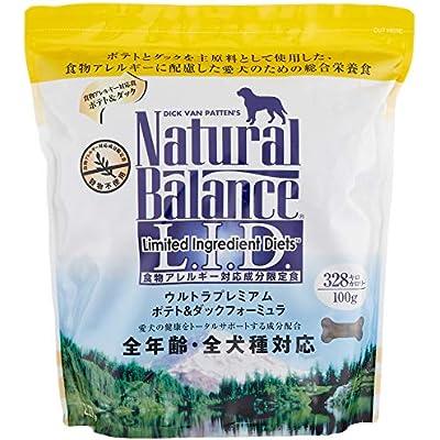 Natural Balance Natural Balance Duck and Potato Formula for Dogs Lid Duck & Potato Formula Dry D Dry Food