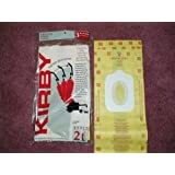 Kirby Style 2 Vacuum Bags / 3 pack - Generic (Vertical Oval Opening - NOT ROUND*)