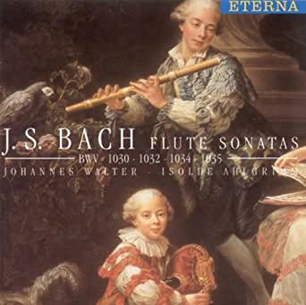 j s bach flute sonata in b The sonata in e flat major, bwv 1031, with its lovely siciliano, is perhaps the most popular of the flute sonatas, holding a special place in the repertory, but all offer a fascinating insight into bach's use of the sonata genre and a wealth of inventive music.