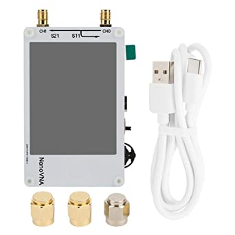 Analizador de red digital, Kit de medidor de antena de ...