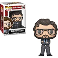 Figurine - Funko Pop - La Casa de Papel - The Professor