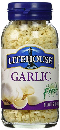 Garlic Farm - Litehouse Freeze Dried Garlic,45 grams