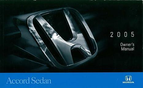 amazon com bishko automotive literature 2005 honda accord sedan rh amazon com 2005 honda accord coupe owner's manual owners manual 2005 honda accord tail lights