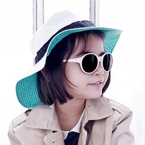real LA sol Gafas Jokakid's 4 de 6 color Crema años azul Ki ET 8wWqX6axw5