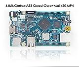 CubieBoard7 development board Actions Semi S700 quad-core A53