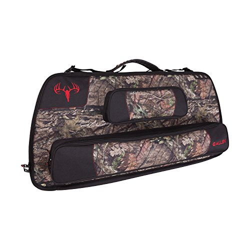 (Allen Company Baktrak Connect Bow Case with Convertible Bow Sling, Mossy Oak Break-Up Country, 40