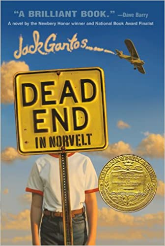 Image result for Dead End in Norvelt