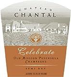NV Chateau Chantal Celebrate Sparkling Wine 750 mL