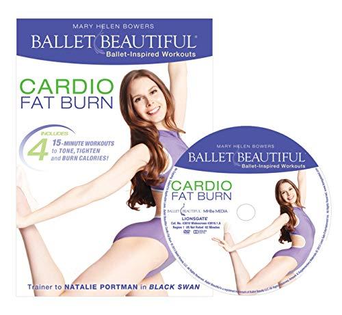 Ballet Beautiful: Cardio Fat Burn [DVD]