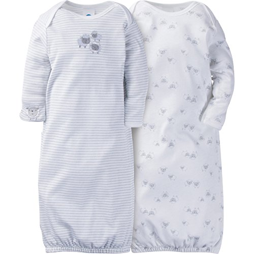 0 3 month baby dressing gown - 6
