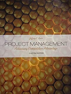 Amazon project management achieving competitive advantage 3rd project management achieving competitive advantage custom edition by jeffrey k pinto fandeluxe Gallery