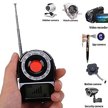 winnes - Detector de Insectos inalámbrico RF gsm con luz LED Multifuncional para cámara espía: Amazon.es: Bricolaje y herramientas