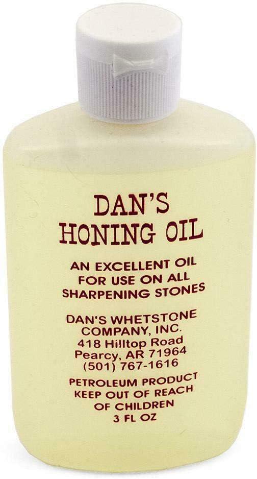 Dan's Honing Oil - 3 oz bottle