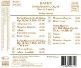 Streichquartette Op.64,4-