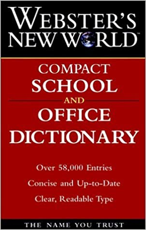Webster's New World Compact School and Office Dictionary (1995-06-22)