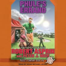 Phule's Errand: Phule's Company Series, Book 6 Audiobook by Robert Asprin, Peter J. Heck Narrated by Peter J. Heck