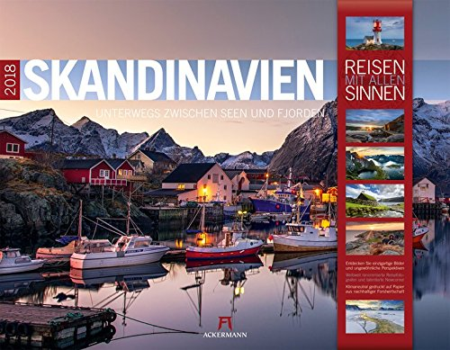 Skandinavien 2018 (Reisen mit allen Sinnen)
