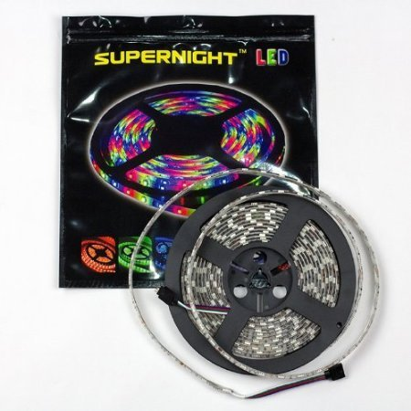 supernight-tm-164ft-5m-smd-5050-waterproof-300leds-rgb-color-changing-flexible-led-strip-light