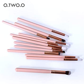 be59eab6b378 Amazon.com: Best Quality - Eye Shadow Applicator - 12pcs Eye Brushes ...
