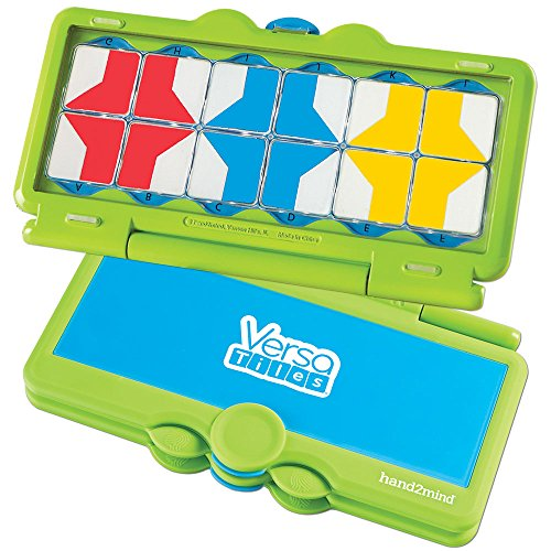 ETA hand2mind VersaTiles Answer Case (Set of 8) by Versa Tiles