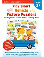 Play Smart Vehicle Picture Puzzlers 3+: 13