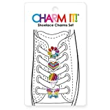 CHARM IT! Rainbow Shoelace Party Charms