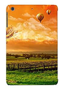 QueenVictory High-end Case Cover Protector For Ipad Mini/mini 2(air Balloons Cool Enough Enjoy The Gameam Off To Work )