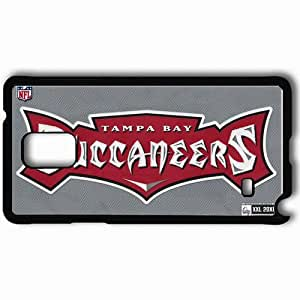 Personalized Samsung Note 4 Cell phone Case/Cover Skin 1102 tampa bay buccaneers 0 Black