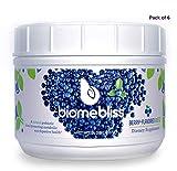 BiomeBliss Prebiotic Fiber Blend - Clinically Tested Prebiotic Solution: Hunger Control, Optimal Gut Health, Regularity, Blood Sugar Regulation - 405g (15 Servings) (Pack of 6)