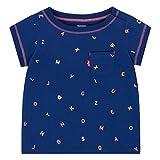 Levi's Baby Girls' Graphic T-Shirt, Sodalite