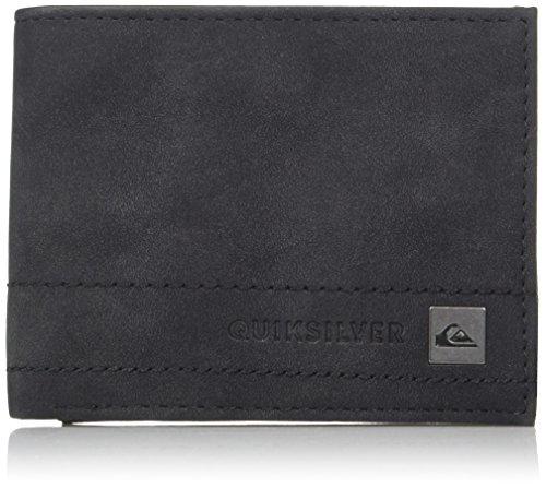 Quiksilver Men's Stitchy III Wallet, Black, M
