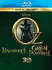 Oz The Great And Powerful [Blu-ray]