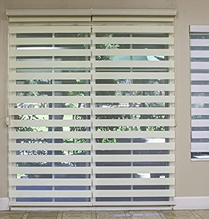 Amazon Premium Combi Shade For French And Sliding Glass Door