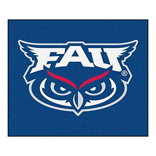 - FANMATS NCAA Florida Atlantic University Owls Nylon Face Tailgater Rug