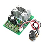 SMAKN® CCM6C 6V 12V 24V DC Speed Controller PWM Module 10A